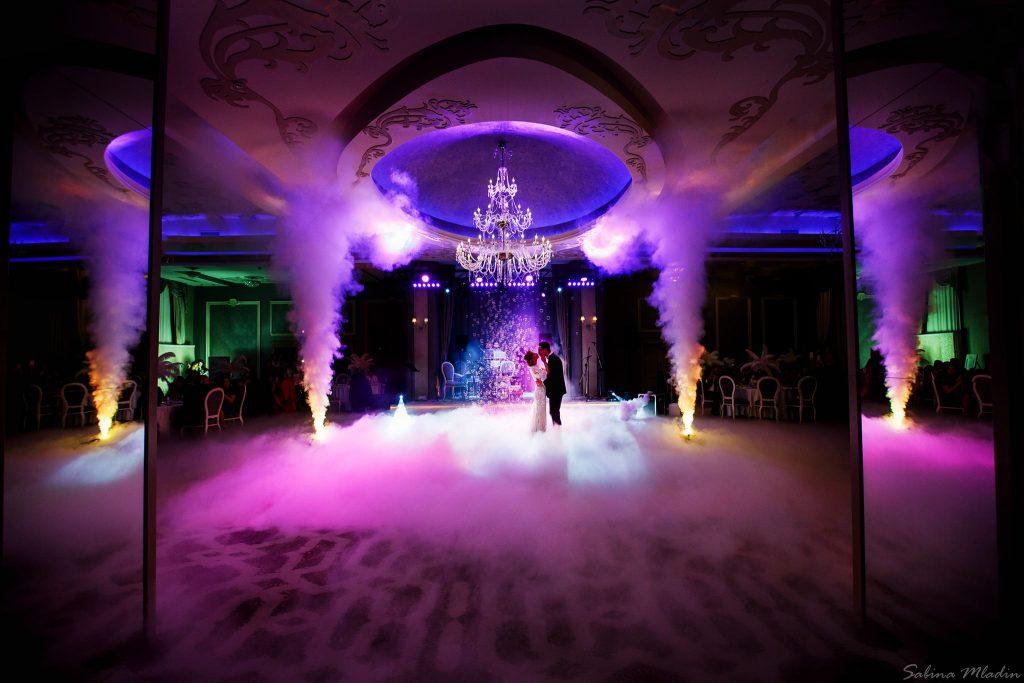dansul mirilor/sala de nunta