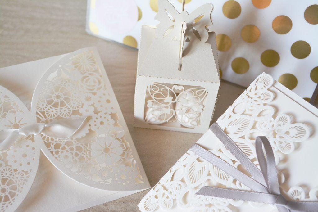 invitatii de nunta/eleganta/rafinament