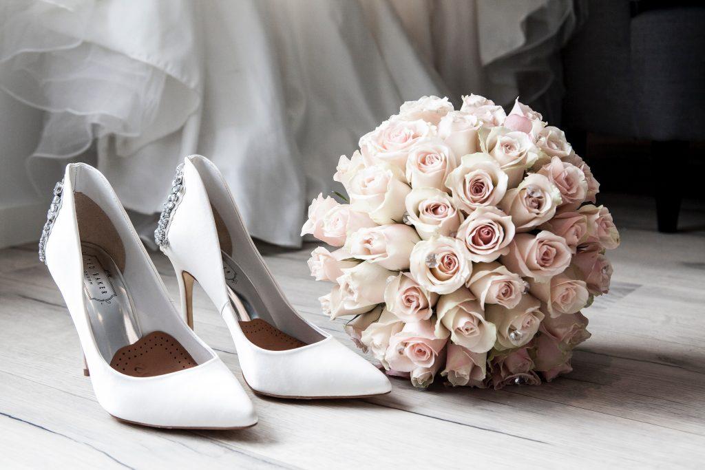 pantofi de mireasa/mireasa Tresor Le Palais