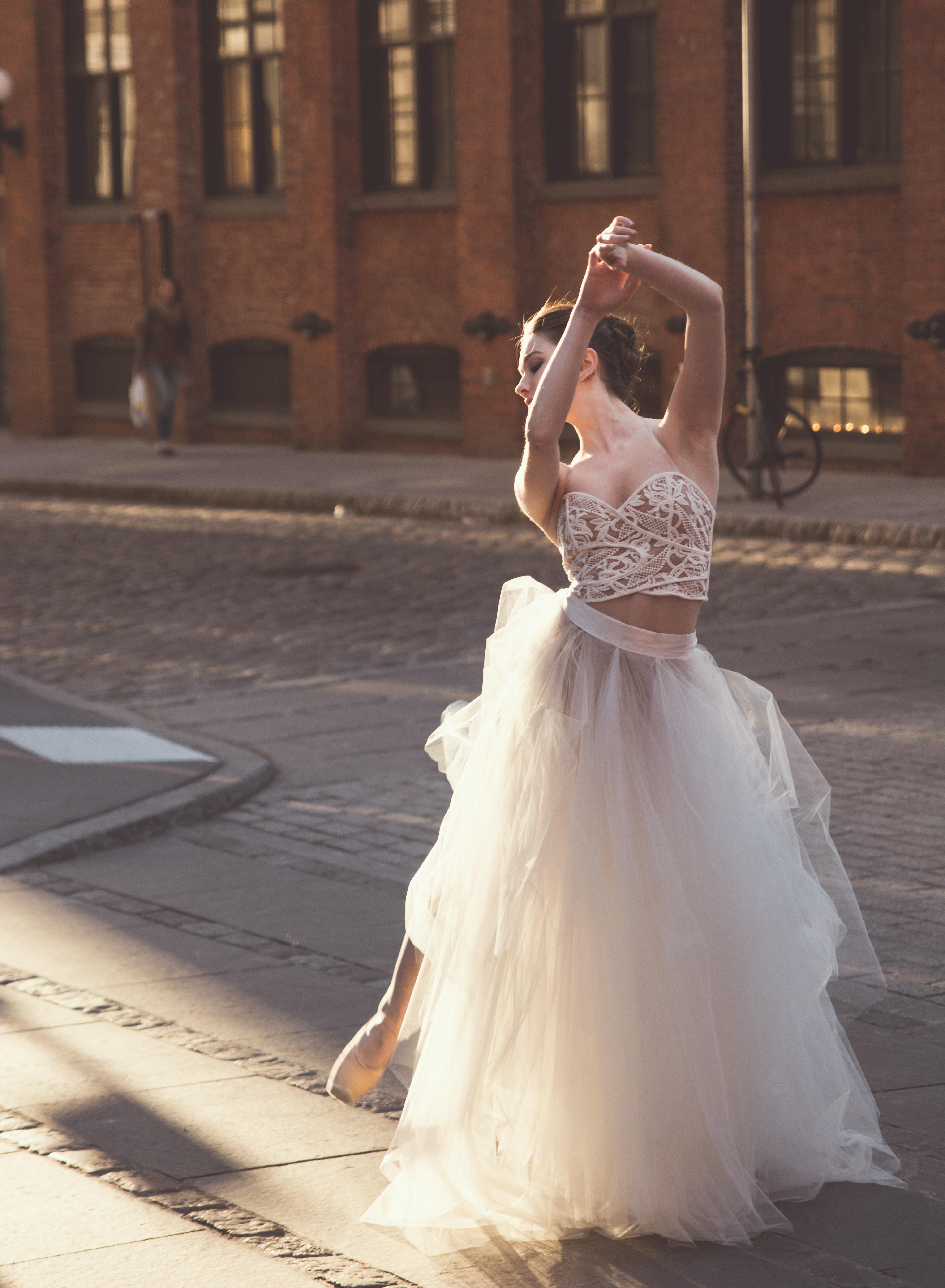 rochia de mireasa/nunta de 5 stele