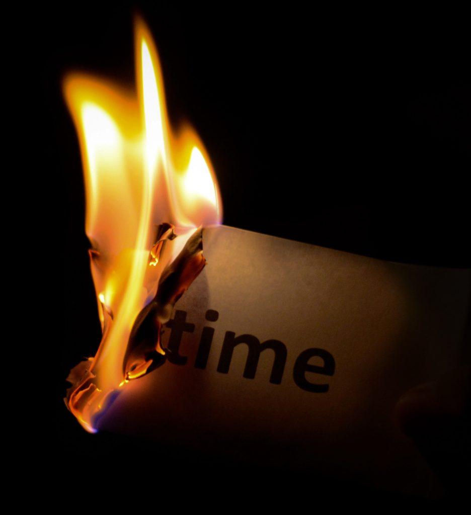 opreste timpul