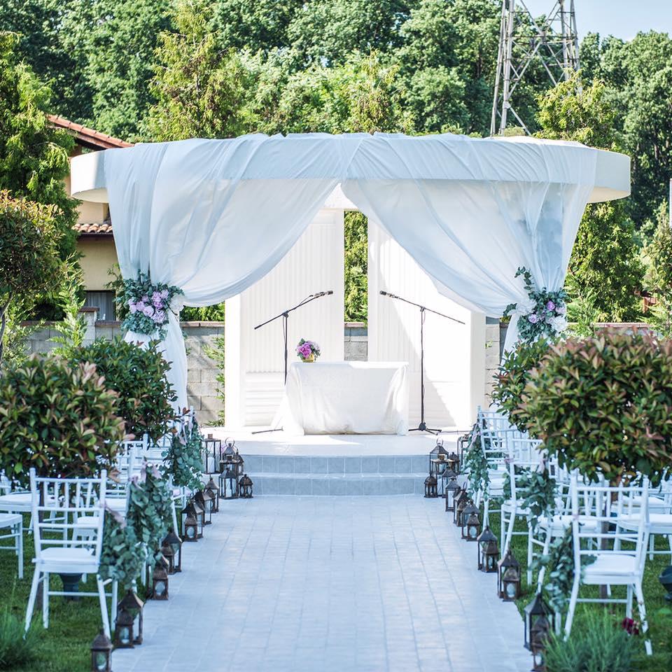 nunta la Tresor/aer liber