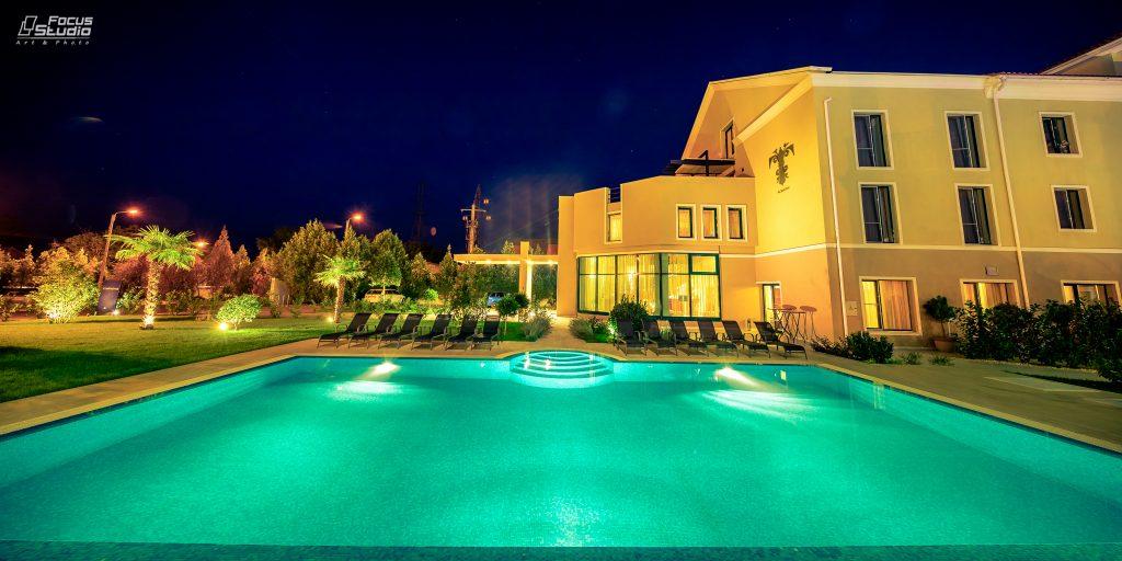 piscina Tresor Le Palais