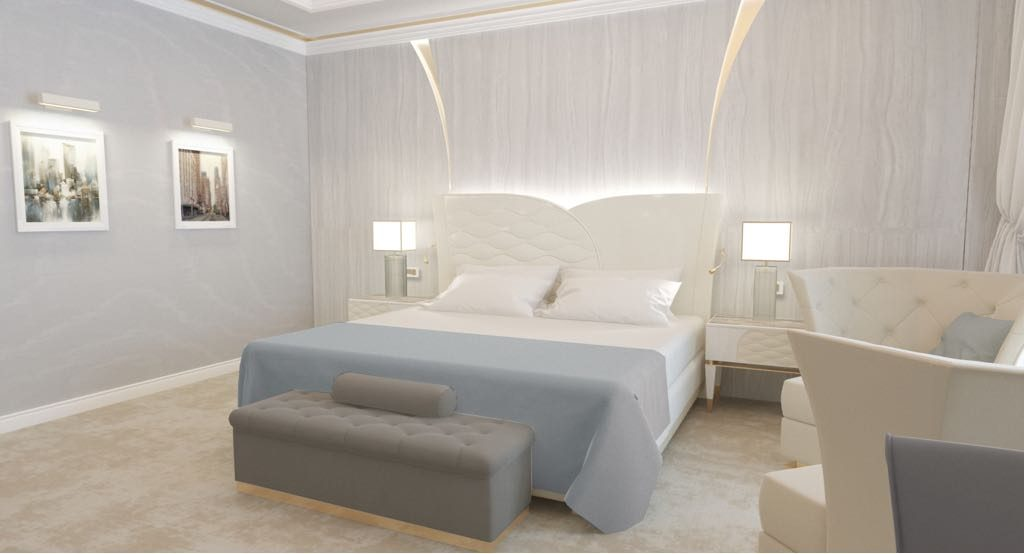 camera hotel Tresor Le Palais